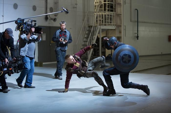 Captain America Batroc