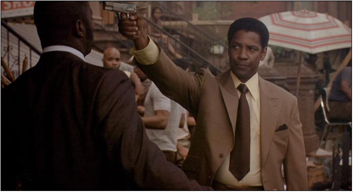 Denzel Gangster