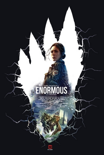 Enormous Poster