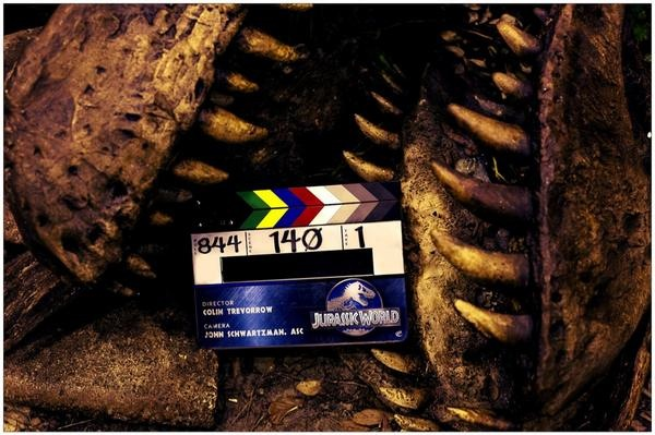 Jurassic World Wrap Photo