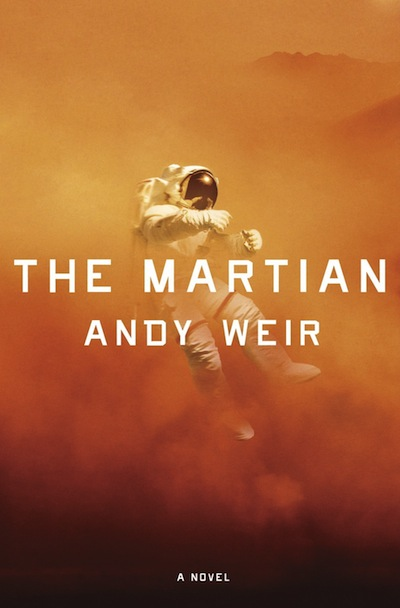 Martian Book Cover Andy Weir