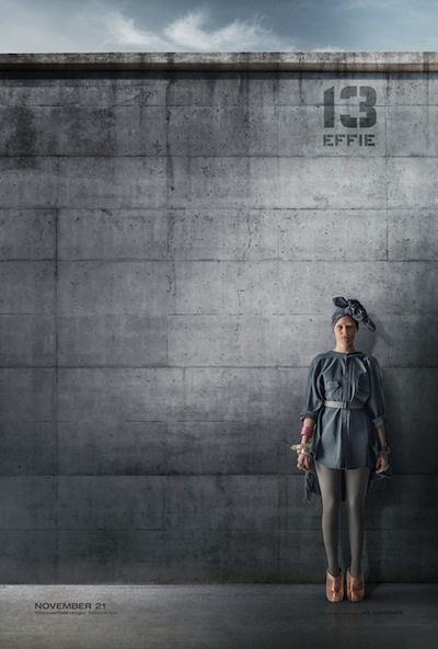 Mockingjay Effie