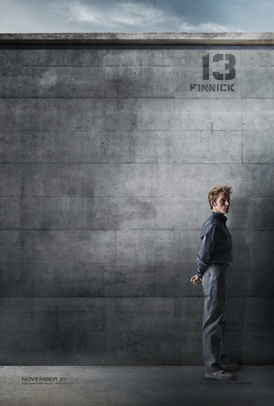 Mockingjay Finnick