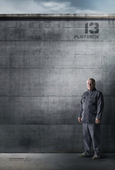 Mockingjay Plutarch