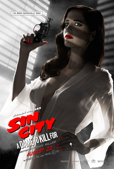 Sin City Eva Green