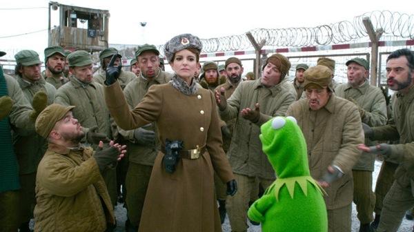 Tina Fey Muppets