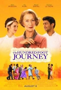 米芝蓮摘星奇緣/美味不設限(The Hundred-Foot Journey)poster
