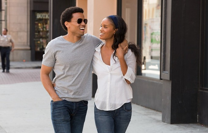 Michael Ealy Girlfriend 2012 Capone You ve both done your