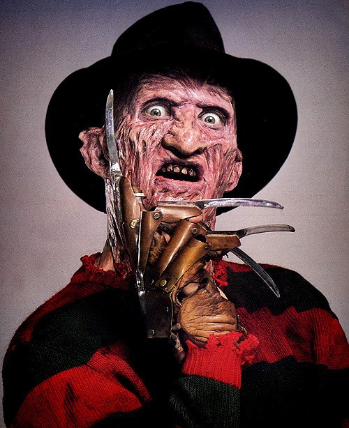 Robert Englund dons his Freddy Krueger make-up again to help save ...