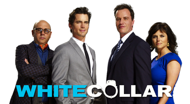 White collar 6x06 Vose Disponible