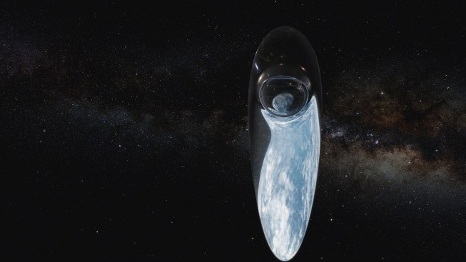 COSMOS: A SPACETIME ODYSSEY - Ship of the Imagination