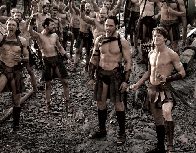300: RISE OF AN EMPIRE - The Art of the Film