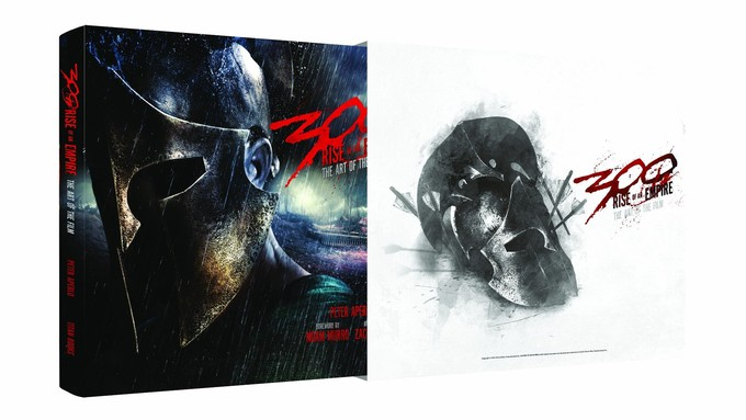 300: RISE OF AN EMPIRE - THE ART OF THE FILM Special Limited Edition