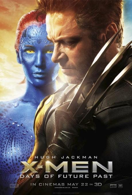 X-MEN: DOFP promo poster