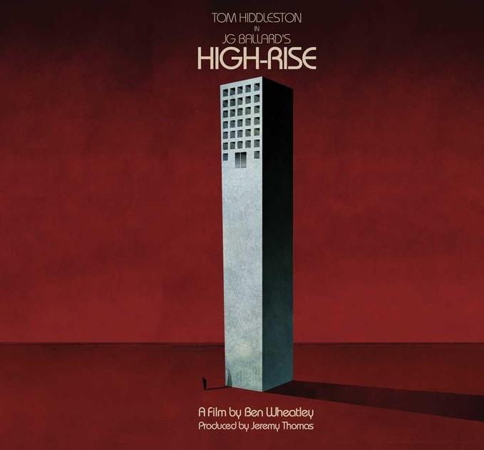 HIGH-RISE early promo art