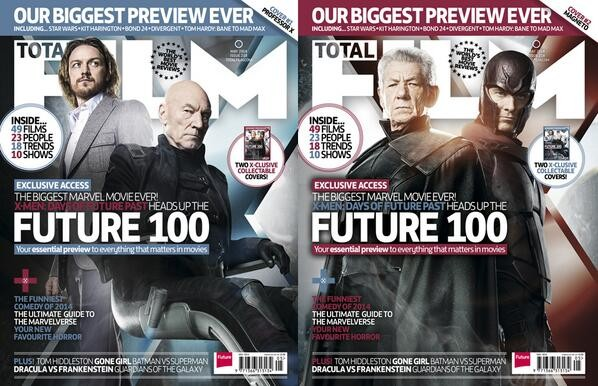 X-MEn: DOFP Total Film cover