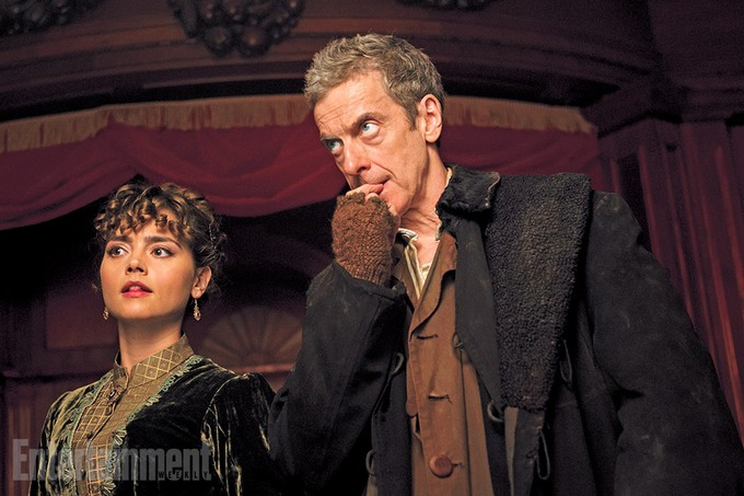 "DOCTOR WHO S8: ""Deep Breath"""