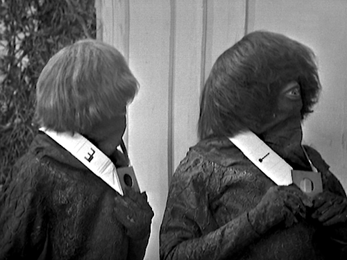 DOCTOR WHO - The Ark - Monoids