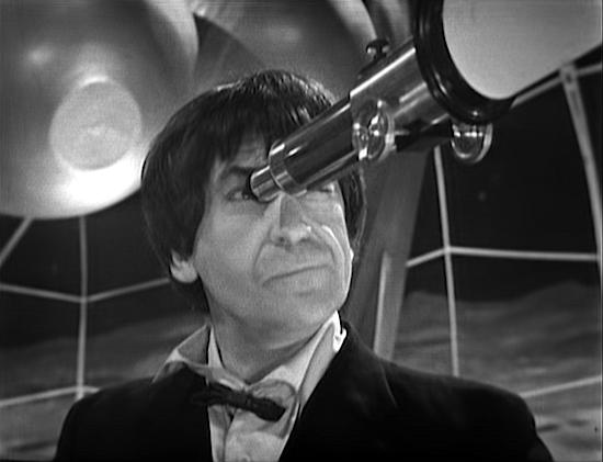 DOCTOR WHO: The Moonbase - Telescore