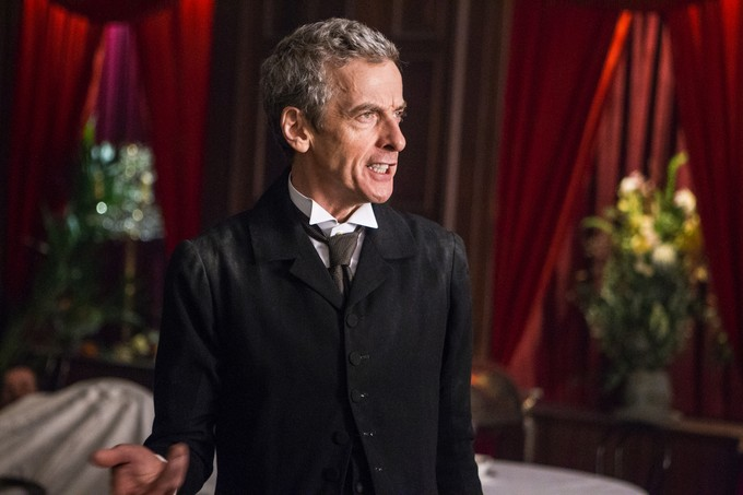 DOCTOR WHO S8 - Deep Breath - Peter Capaldi