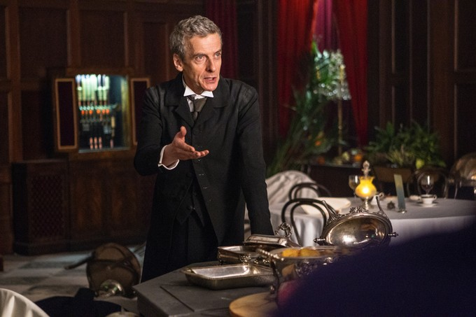 DOCTOR WHO S8 - Deep Breath - Capaldi