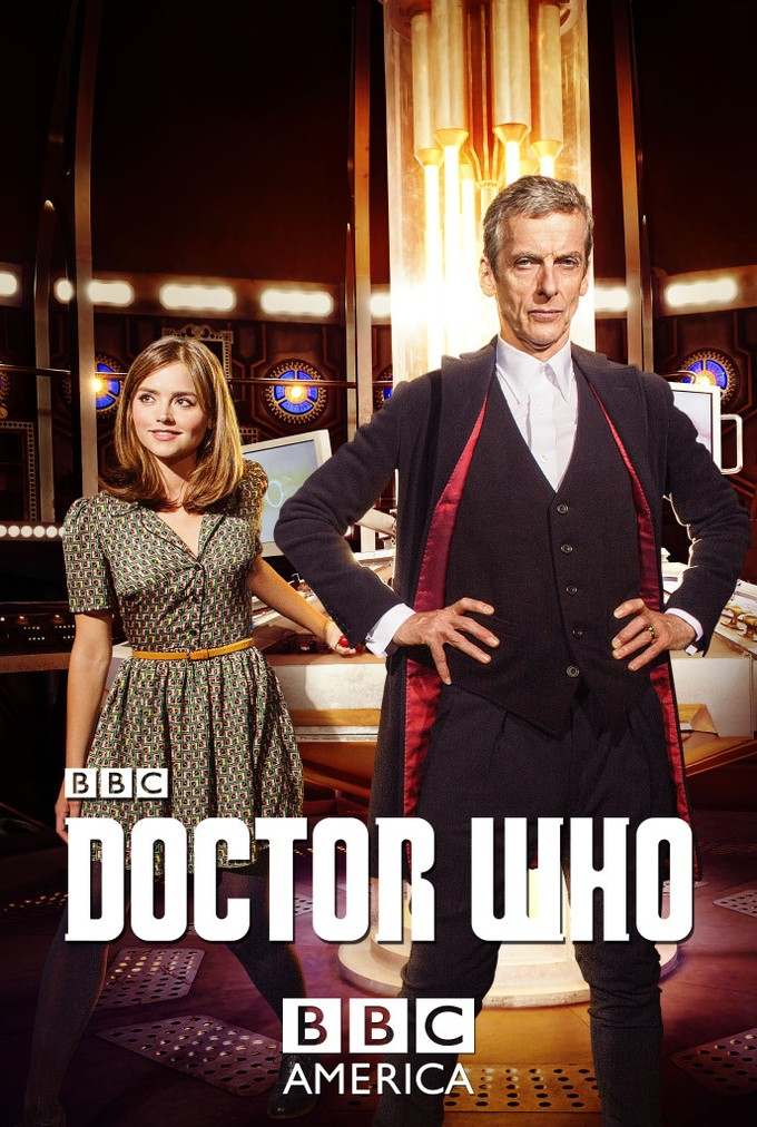 DOCTOR WHO S8 promo art