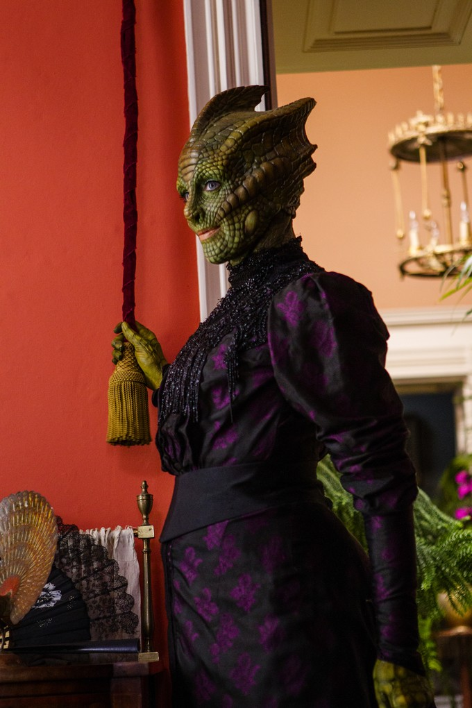 DOCTOR WHO S8 - Deep Breath - Vastra