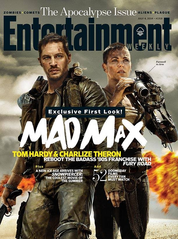 EW FURY ROAD cover