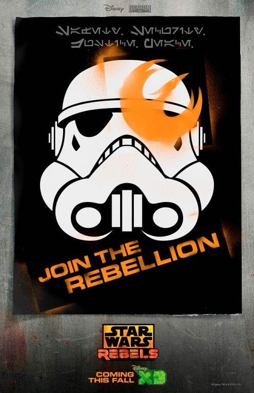 STAR WARS REBELS ART