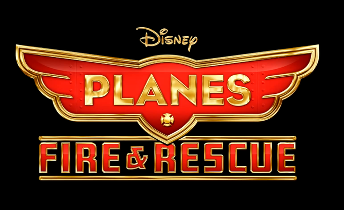 PLANES: FIRE & RESCUE logo