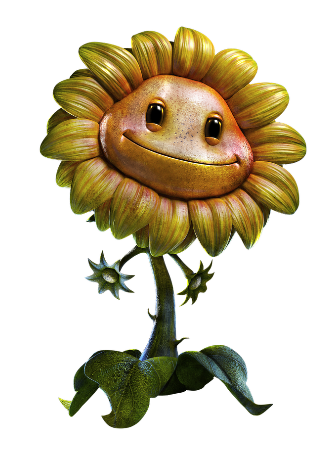 PvZ: GARDEN WARFARE Sunflower