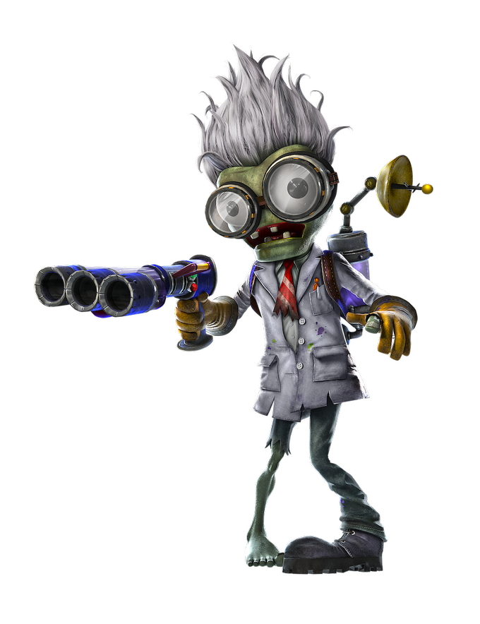 PvZ: GARDEN WARFARE Scientist