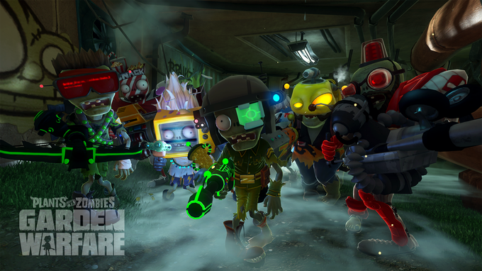 Plants Vs Zombies Garden Warfare Matchmaking Not Working