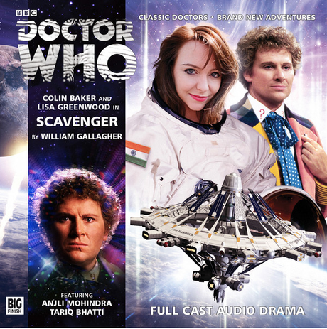 DOCTOR WHO: Scavenger Big Finish audio