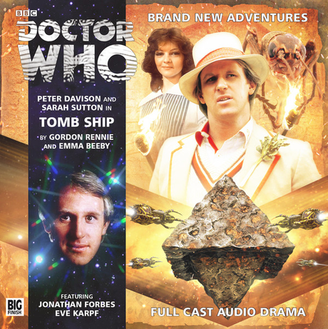 DOCTOR WHO: 'Tomb Ship' Big Finish Audio
