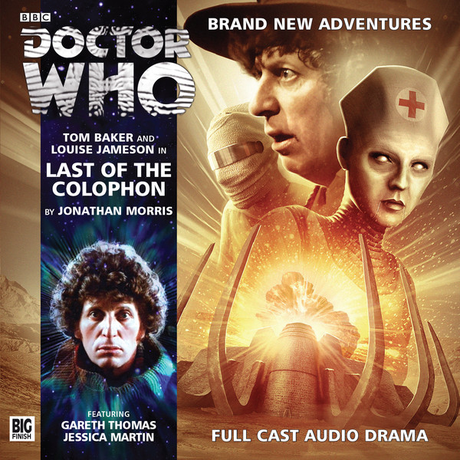 "DOCTOR WHO: ""Last of the Colophon"" Big Finish Audio"