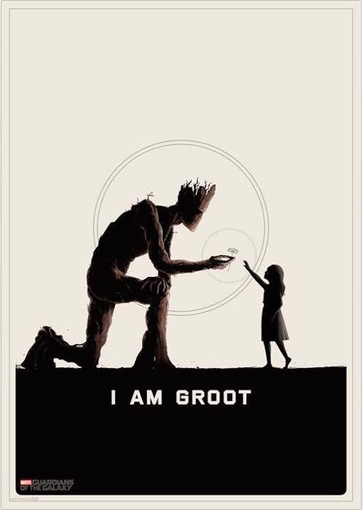 GOTG Groot