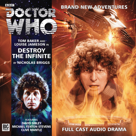 DOCTOR WHO: Destroy the Infinite Big Finish Audio