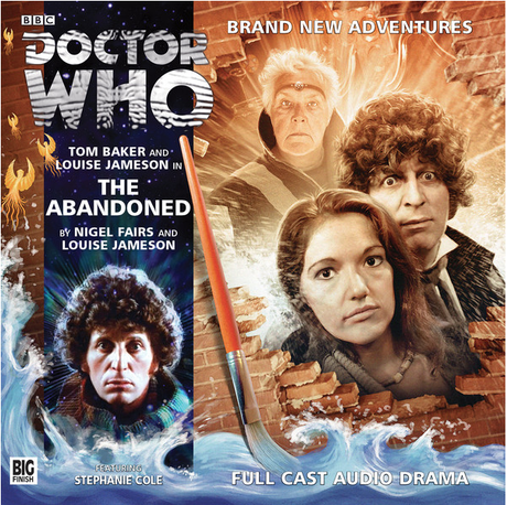 DOCTOR WHO: The Abandoned Big Finish audio