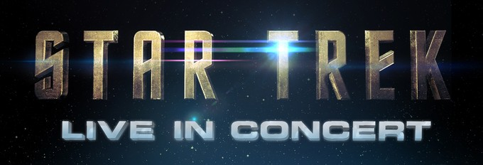 STAR TREK LIVE logo