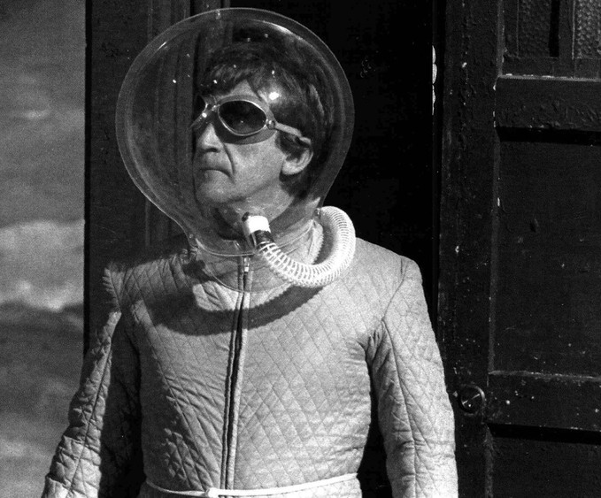DOCTOR WHO: The Moonbase spacesuit