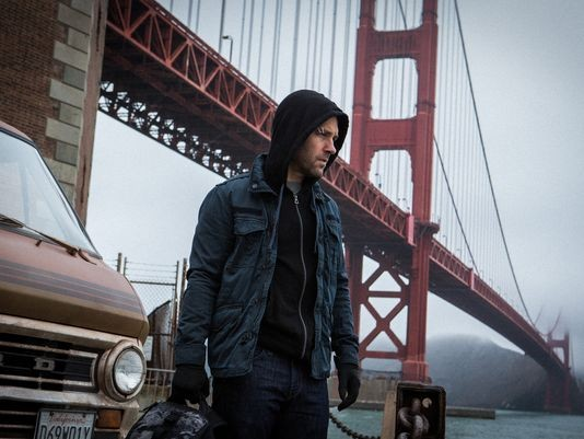Paul Rudd-  ANT-MAN first image