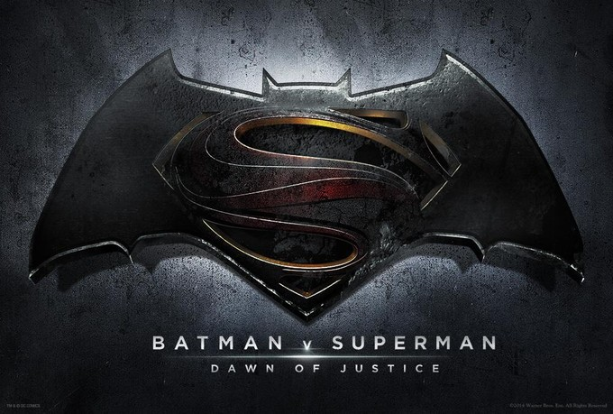 BATMAN v SUERMAN: DAWN OF JUSTICE logo