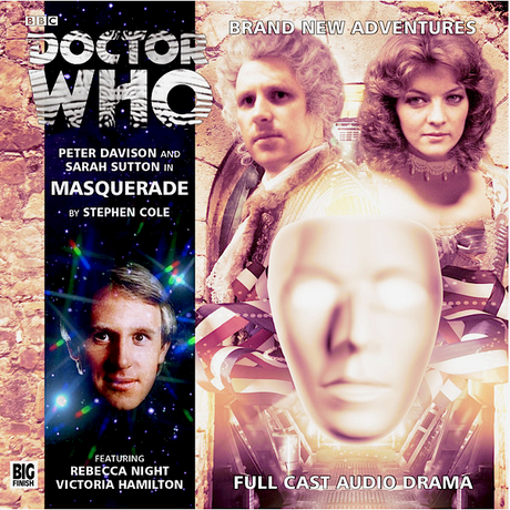DOCTOR WHO: Masquerade Big Finish Audio