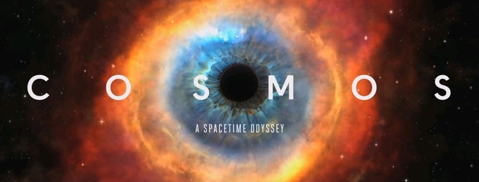 COSMOS: A SPACETIME ODYSSEY title art