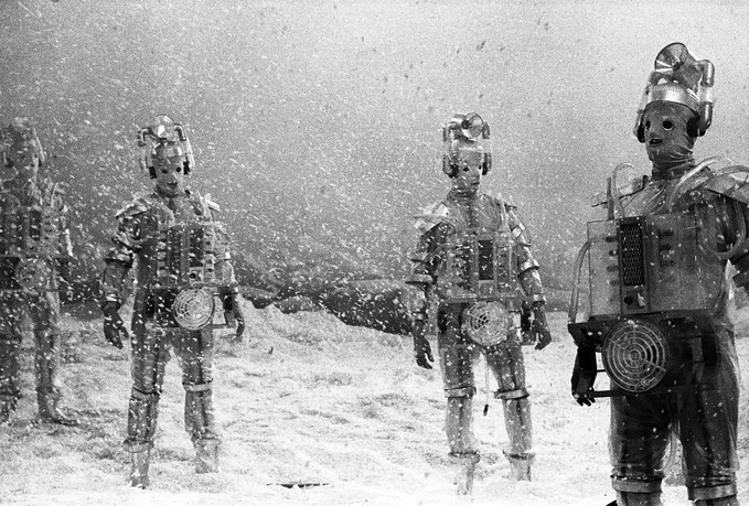 DOCTOR WHO: The Tenth Planet - Cybermen