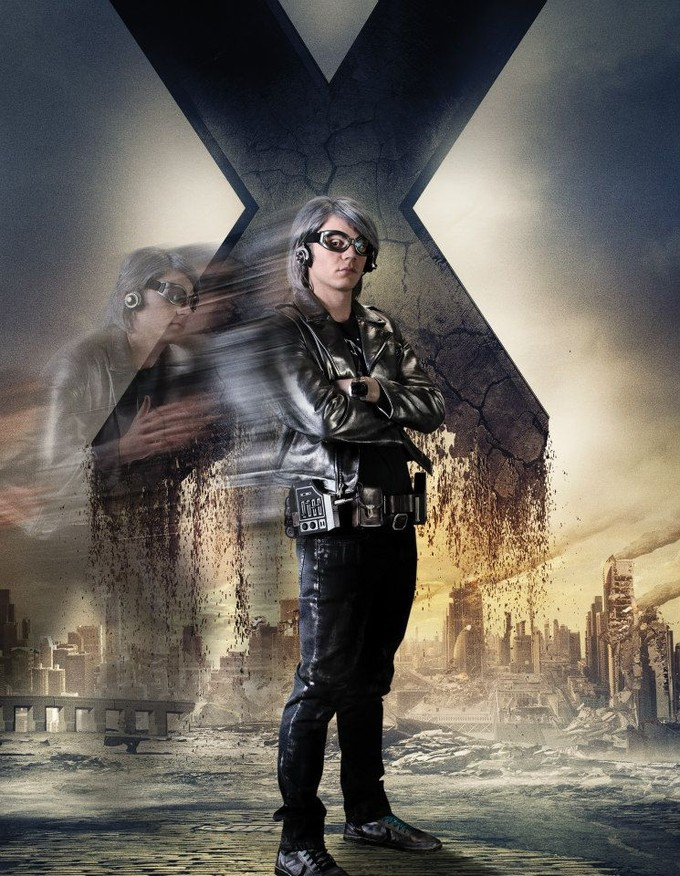 DOFP Quicksilver