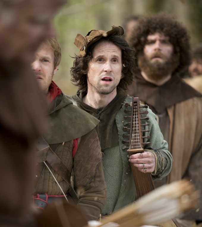 DOCTOR WHO: Robots of Sherwood promo image