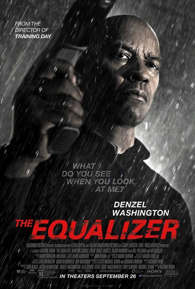 New EQUALIZER poster