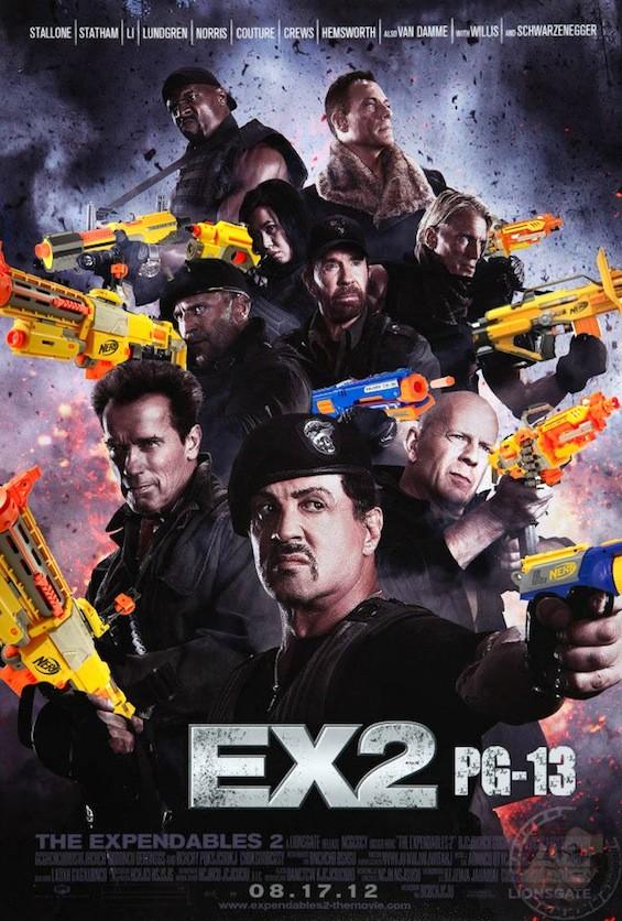 EXP 2 Nerf
